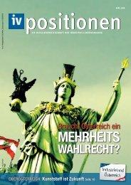 MEHRHEITS - IV Oberösterreich
