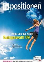 europawahl 09 - IV Oberösterreich
