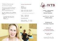 IVTS e.V. - InteressenVerband Tic und Tourette Syndrom eV