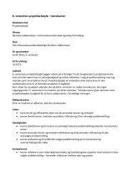 Web Content Management i organisationer - Iva