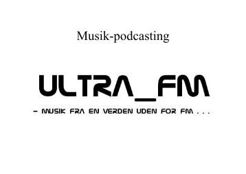 Musik-podcasting - IVA