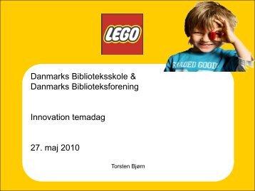 LEGO Development Process - Iva