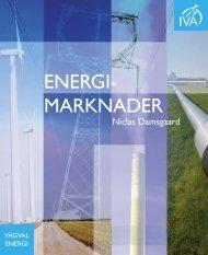 Energimarknader - IVA