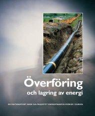 Överföring och lagring av energi - IVA