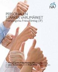 Personalen stärker varumärket (pdf) - IVA