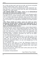 Pfarrbrief Innsbruck / Arzl - Nr. 1 Fastenzeit / Ostern 2014 - Seite 6