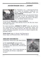 Pfarrbrief Innsbruck / Arzl - Nr. 1 Fastenzeit / Ostern 2014 - Seite 7