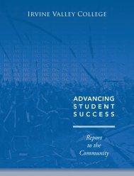 2012 Annual Report - Irvine Valley College