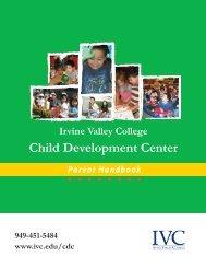 Parent Handbook-5 - Irvine Valley College