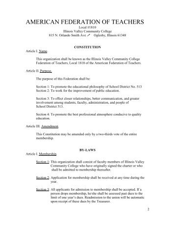 Constitution ann arbor parent teacher organization for Constitution and bylaws template