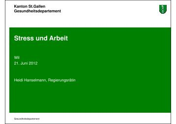 Heidi Hanselmann (3147 kb, PDF - Kanton St.gallen