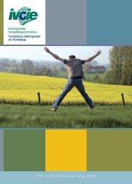 IVC activiteitenverslag 2006 - Interregionale Verpakkingscommissie