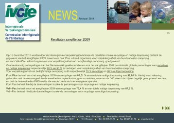 newsletter IVCie februari 2011.indd - Interregionale ...