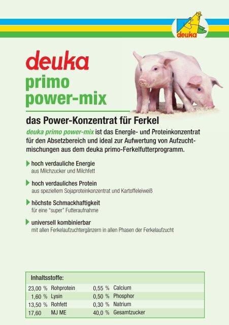 Untitled - deuka Deutsche Tiernahrung Gmbh & Co. KG