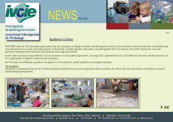 newsletter IVCie mei 2011.indd - Interregionale ...