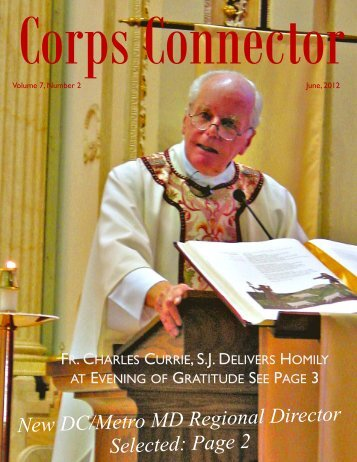 JUNE 2012 Newsletter - Ignatian Volunteer Corps