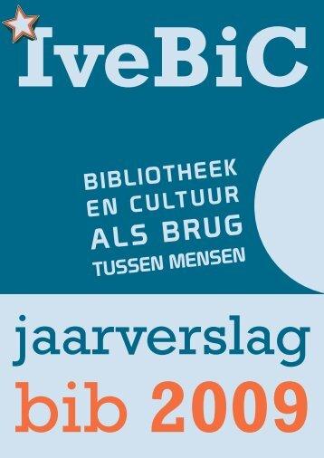 jaarverslag 2009 - IveBiC