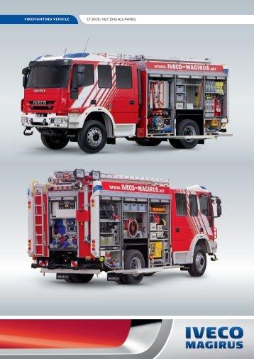 FIREFIGHTING VEHICLE Lf 20/20 / HLf 20/16 ... - IVECO MAGIRUS