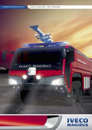 DRAGOn 2 MODEl SERIES • IMPACT MODEl ... - IVECO MAGIRUS