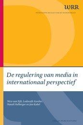 De regulering van media in internationaal perspectief - Oapen