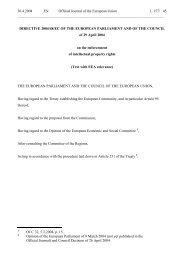 Directive 2004/48/EC of the European Parliament - EUR-Lex