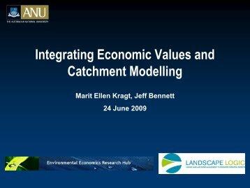 Session 1 Kragt - VU University, Institute for Environmental Studies