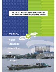 Ervaringen met verhandelbare rechten in het waterkwaliteitsbeleid ...