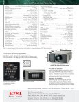 Eiki LC-HDT700 Brochure - Page 2