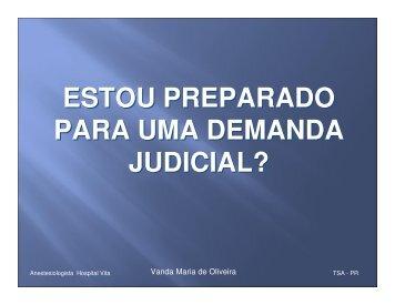 estou preparado para uma demanda judicial? - + IVOLUTION
