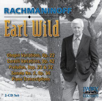RACHMANINOFF - Ivory Classics