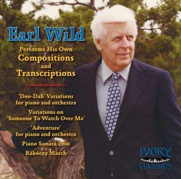 Earl Wild - Ivory Classics