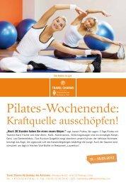 Pilates-Wochenende: