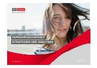 Verkehrssicherheit, Strategien und Analysen Andre Münch