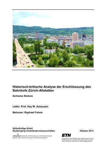Download - IVT - ETH Zürich