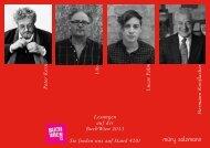 Buch Wien 2013