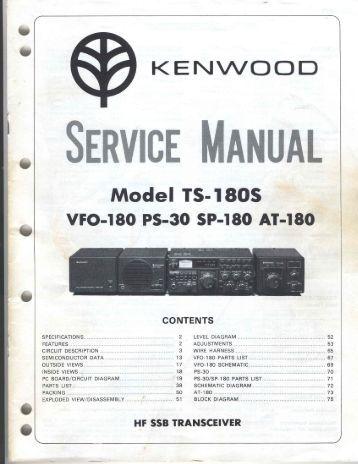 Kenwood 820s manual