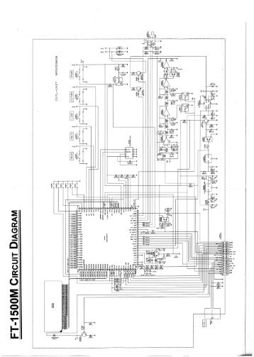 yaesu ft690r circuit diagram