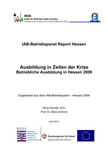 Ausbildungsbeteiligung magazine for Ausbildung grafikdesigner frankfurt