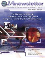 Vol 7 No 1.indd - IAC - Defense Technical Information Center
