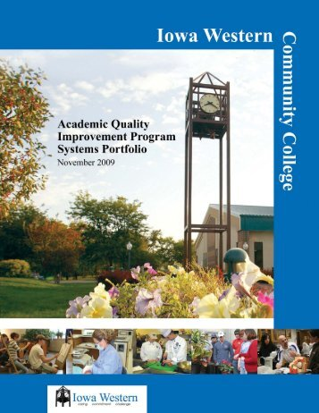 Systems Portfolio - Iowa Western Community College