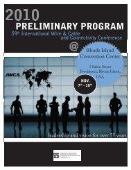 Preliminary Program:Layout 1.qxd - IWCS