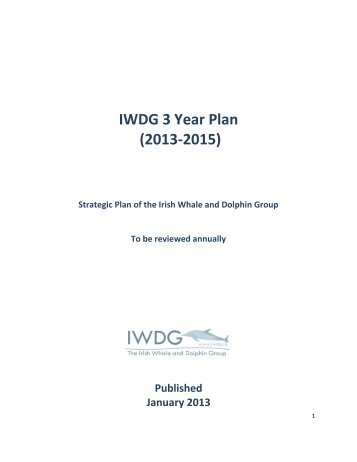 download document - Irish Whale and Dolphin Group