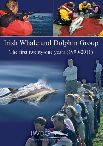 published a review - Irish Whale and Dolphin Group