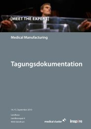 Tagungsdokumentation - IWF - ETH Zürich
