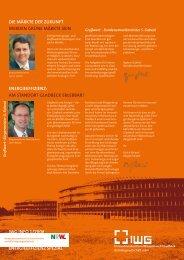 IWG Info 2008: Energieeffizienz Spezial - Innovationszentrum ...