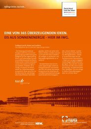 Land der Ideen - Innovationszentrum Wiesenbusch Gladbeck