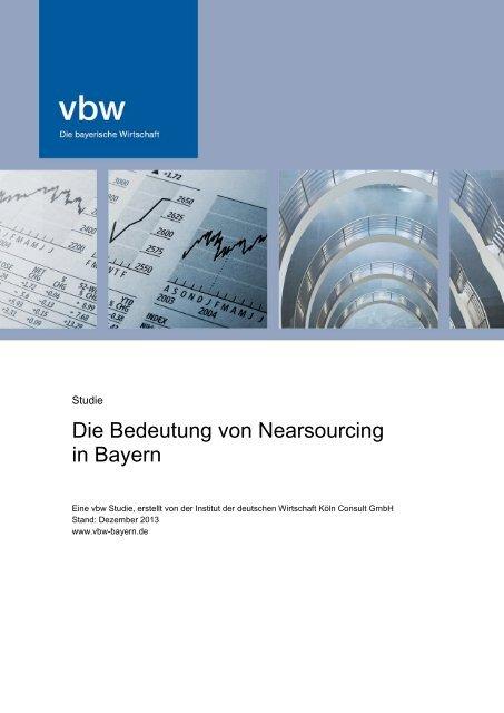 Abbildung 1 - Institut der deutschen Wirtschaft