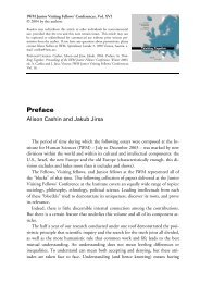 Preface - IWM