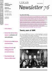 IWM Newsletter 76