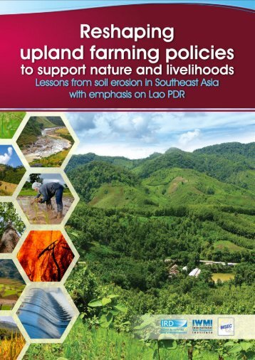 Reshaping upland farming policies to support nature and livelihoods